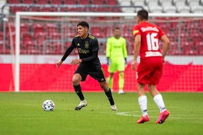 Álvarez speelt opnieuw sober, maar valt nu niet uit de toon. © Pro Shots