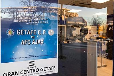 De aftraptijd van 18.55 uur blijft ietwat wennen. © Ajax Life
