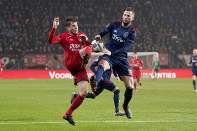 Twente mag nog penalty