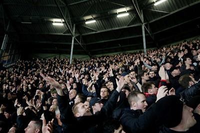 Dit is mijn club, mijn ideaal! Dit is de mooiste club van allemaal! © De Brouwer