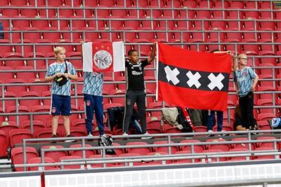 De jeugd met toekomst zien we terug op de F-side. © De Brouwer