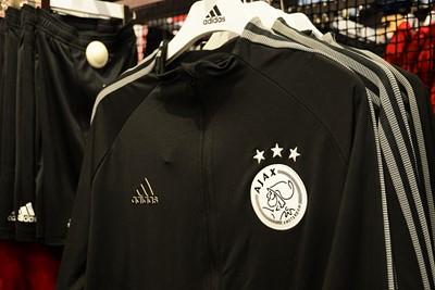 Oh ja, er is ook nog een zwart met wit anthemjack verkrijgbaar! © Ajax Life