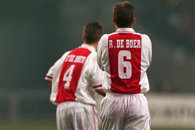Ronald De Boer 1200