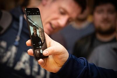 En nog veeel meeeer selfies! © Pro Shots