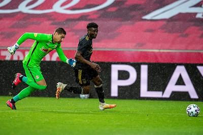 Maar over het algemeen loopt Red Bull toch achter Ajax aan! © Pro Shots