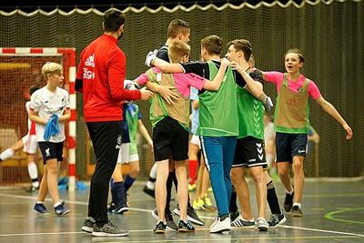 De finale is behaald, team Ziyech speelt om de schaal! © De Brouwer