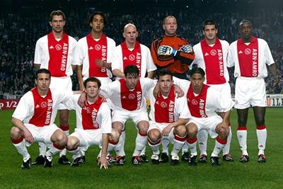 2001/02: Serieus Adidas, je liet hier prachtig zien dat het allemaal niet zo moeilijk is! © AFC Ajax