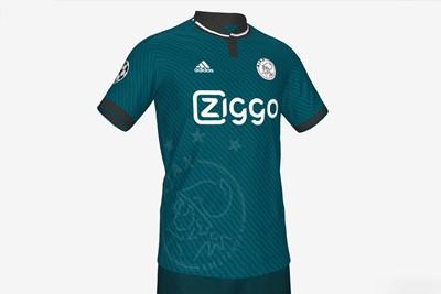 In een soortgelijk tricot werd Real Madrid eens met 0-2 verslagen. © Bastiaan Vrijhof