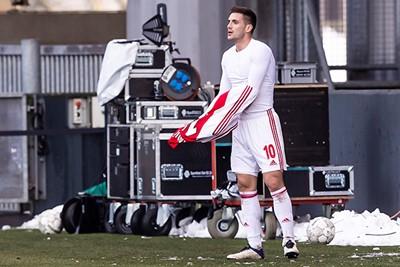 Tadic had voor rust heel wat assists kunnen bijschrijven, maar de kansen werden niet benut. © Pro Shots