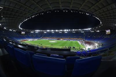 Stadio Olimpico had van Ajax moeten worden, maar het liep anders. © Pro Shots