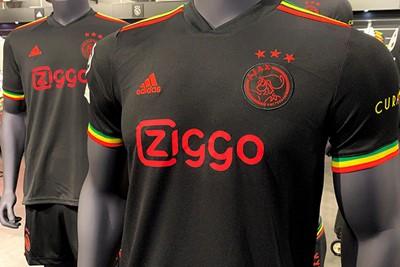 Zo kan Ajax Europa wel in, toch? © Ajax Life