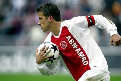 2002/03: De rode baan doorbreken kan niet. Punt. Nee, uitroepteken! © AFC Ajax