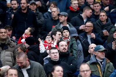 Is toch mooi dit? Mee naar Ajax en lekker doelpunten kijken! © De Brouwer