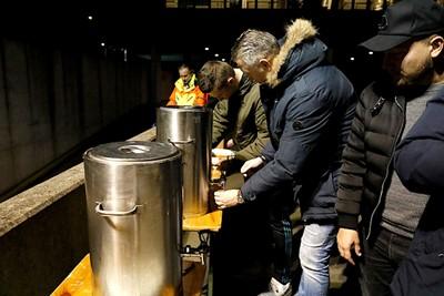 Goede zaak om te zien dat Utrecht ons gastvrij ontvangt! © De Brouwer