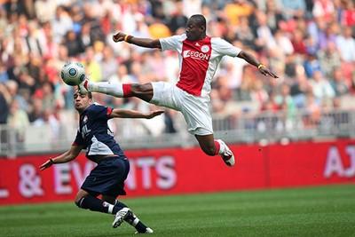2008/09: Dit kon ons ook wel bekoren. © AFC Ajax
