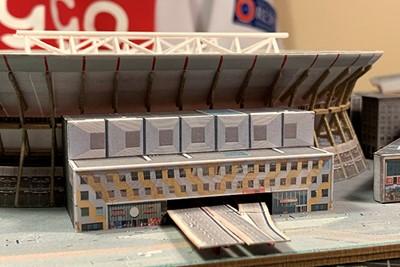 Kijk, de Ajax fanshop en de Febo-boulevard! © David Resnik