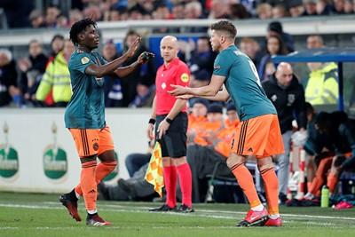 Jonge spelers waren in koor eensgezind: Huntelaar was belangrijk voor hun ontwikkeling. © Pro Shots