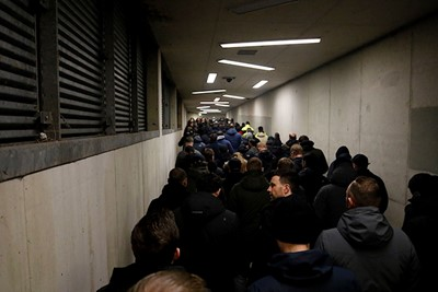 Is er licht aan het einde van de tunnel? © De Brouwer