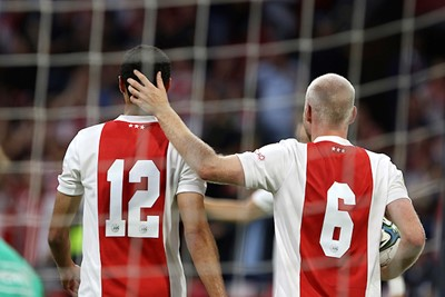 Na twee keer knipperen met onze ogen staat het al 3-0. © De Brouwer