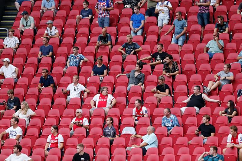 Ajax-Utrecht-14-08-2020-oefen_92