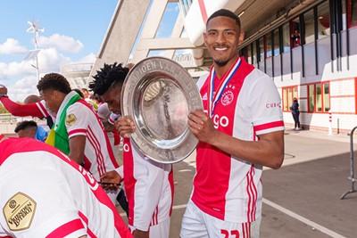 Vaak verguisd, maar met zijn statistieken was echt niks mis hoor! © AFC Ajax