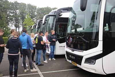 Bestemming: FC Broodje Beenham! © De Brouwer